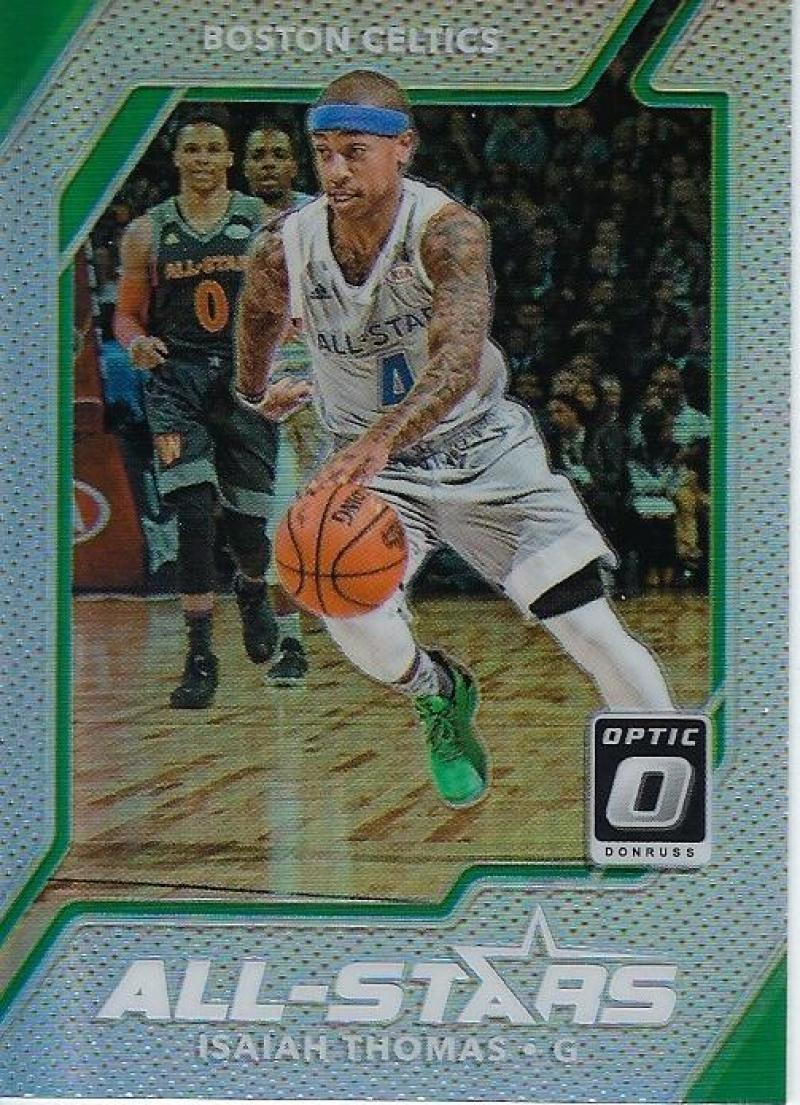 2017-18 Donruss Optic All-Stars Holo