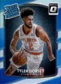 2017-18 Donruss Optic Holo Silver Prizm #157 Tyler Dorsey Atlanta Hawks Rated Rookie RC Basketball Card
