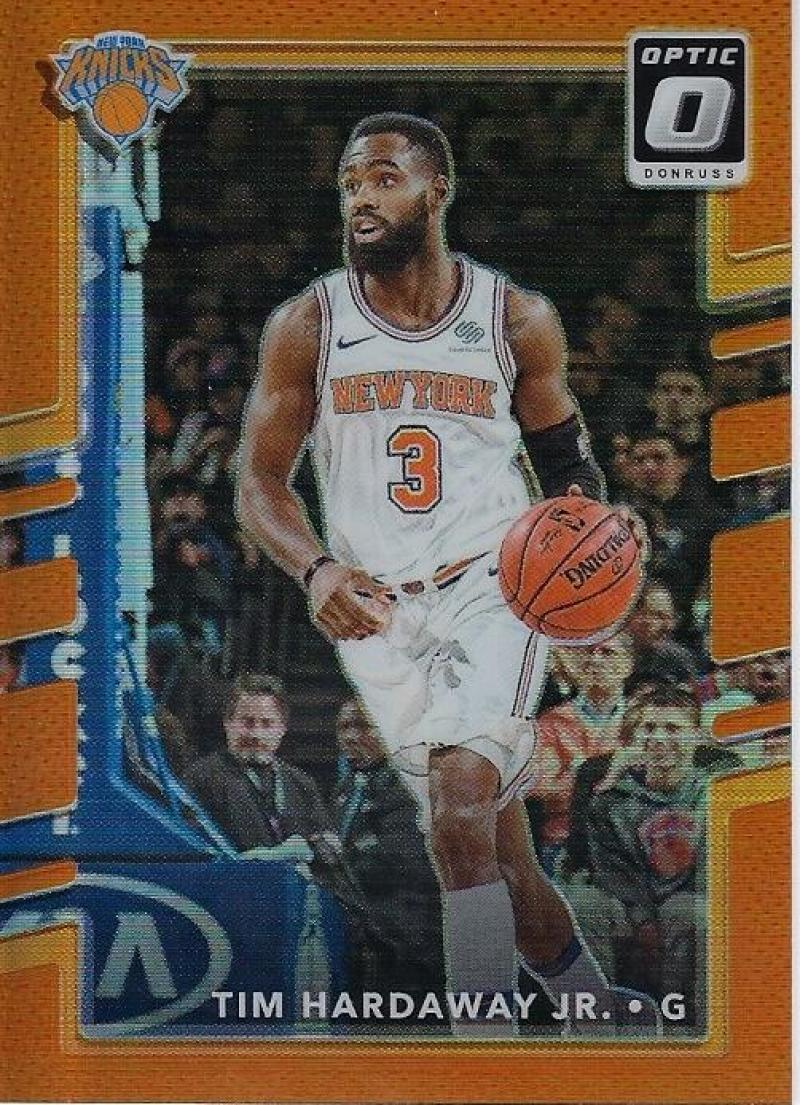 2017-18 Donruss Optic Orange