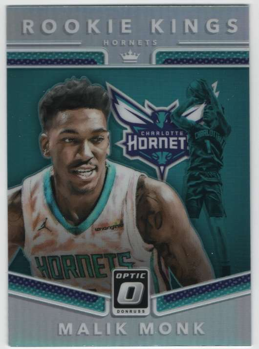 2017-18 Donruss Optic Rookie Kings Holo