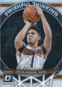 Basketball NBA 2017-18 Optic Swishful Thinking #3 Devin Booker  Suns