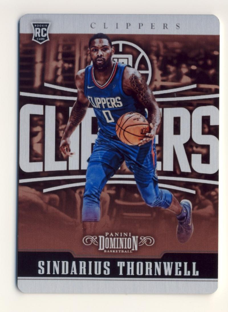 2017-18 Panini Dominion Bronze