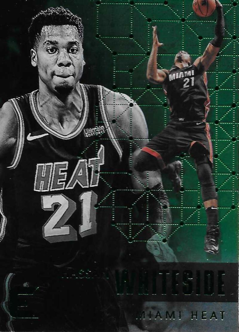 2017-18 Panini Essentials Green Basketball Checklist  40121434e