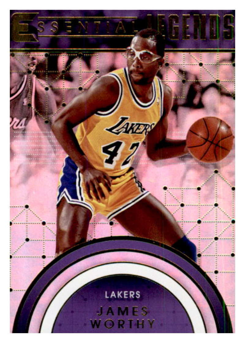 Essential Legends # EL-6 Mint Basketball Card Jerry West 2017-18 Panini Essentials Los Angeles Lakers