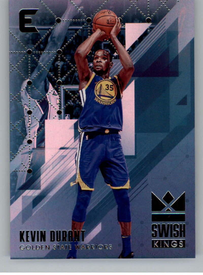 2017-18 Panini Essentials Swish Kings