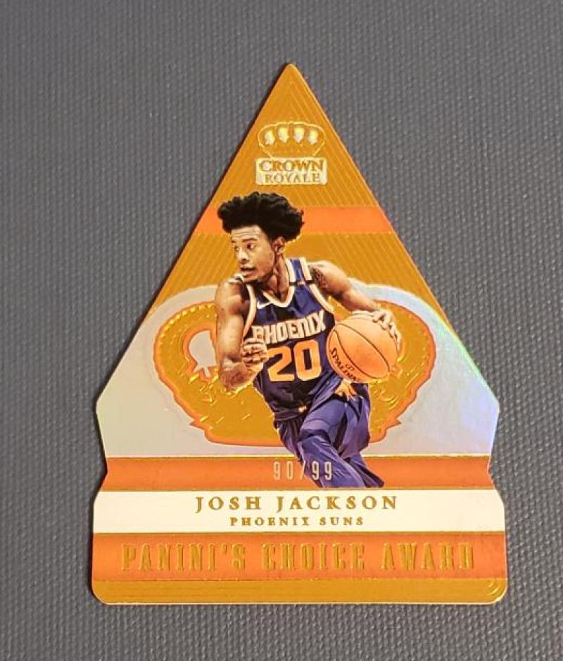2017-18 Panini Crown Royale Panini's Choice