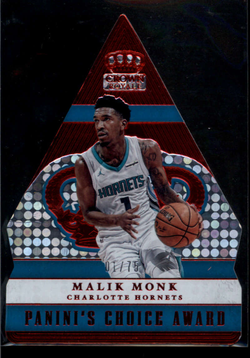 2017-18 Panini Crown Royale Panini's Choice Red