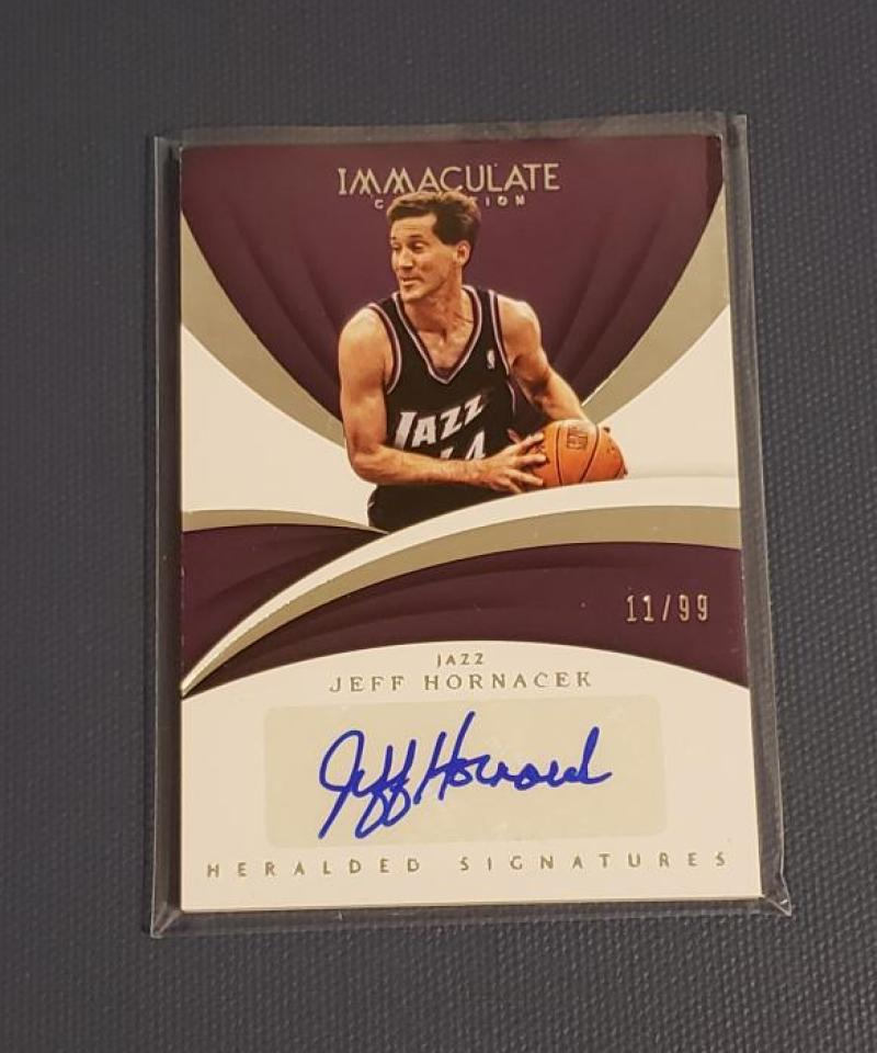 2017-18 Panini Immaculate Heralded Signatures