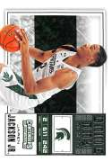 2018-19 Panini Contenders Draft Picks Basketball Game Day Tickets #4 Jaren Jackson Jr. Michigan State Spartans Official
