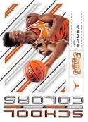 2018-19 Panini Contenders Draft Picks Basketball School Colors #2 Mo Bamba  Texas Longhorns Official NBA Trading Card RC