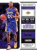 2018-19 Panini Contenders Draft Picks Basketball Season Ticket Variation #34 Kobe Bryant Los Angeles Lakers Official NB