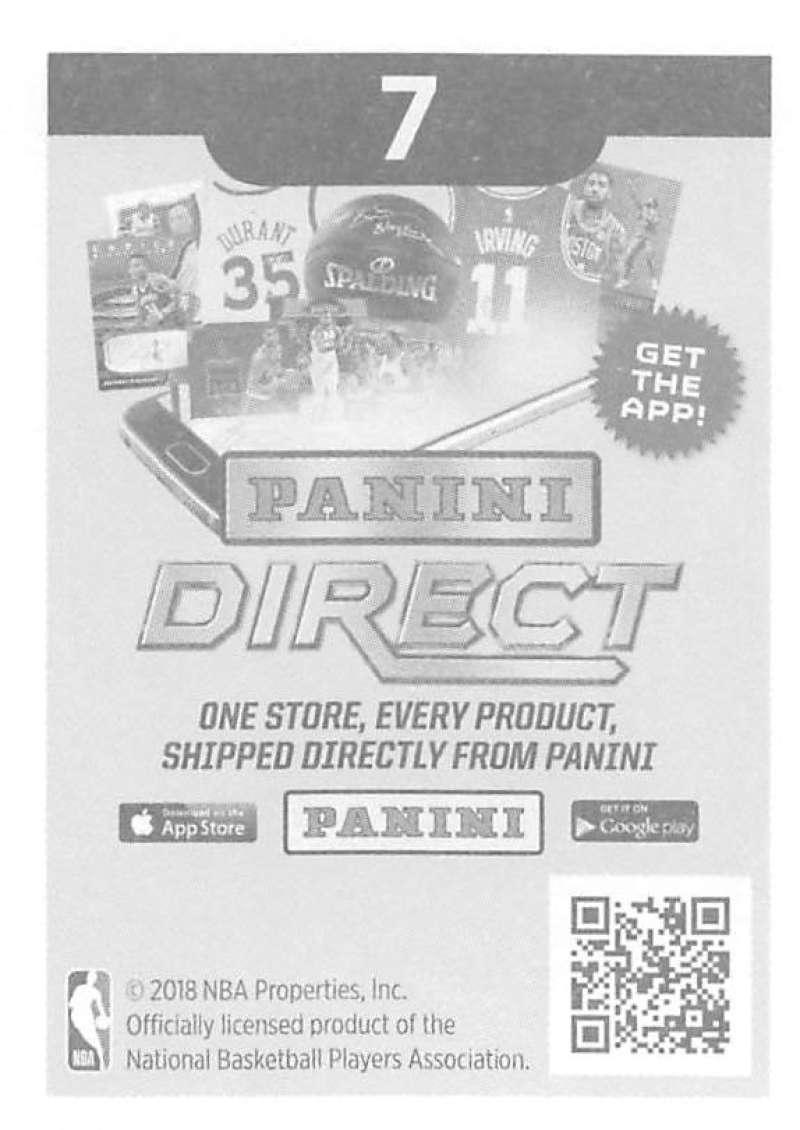 2018-19-Panini-NBA-Basketball-Sticker-Singles-1-250-Pick-Your-Sticker-Cards thumbnail 10