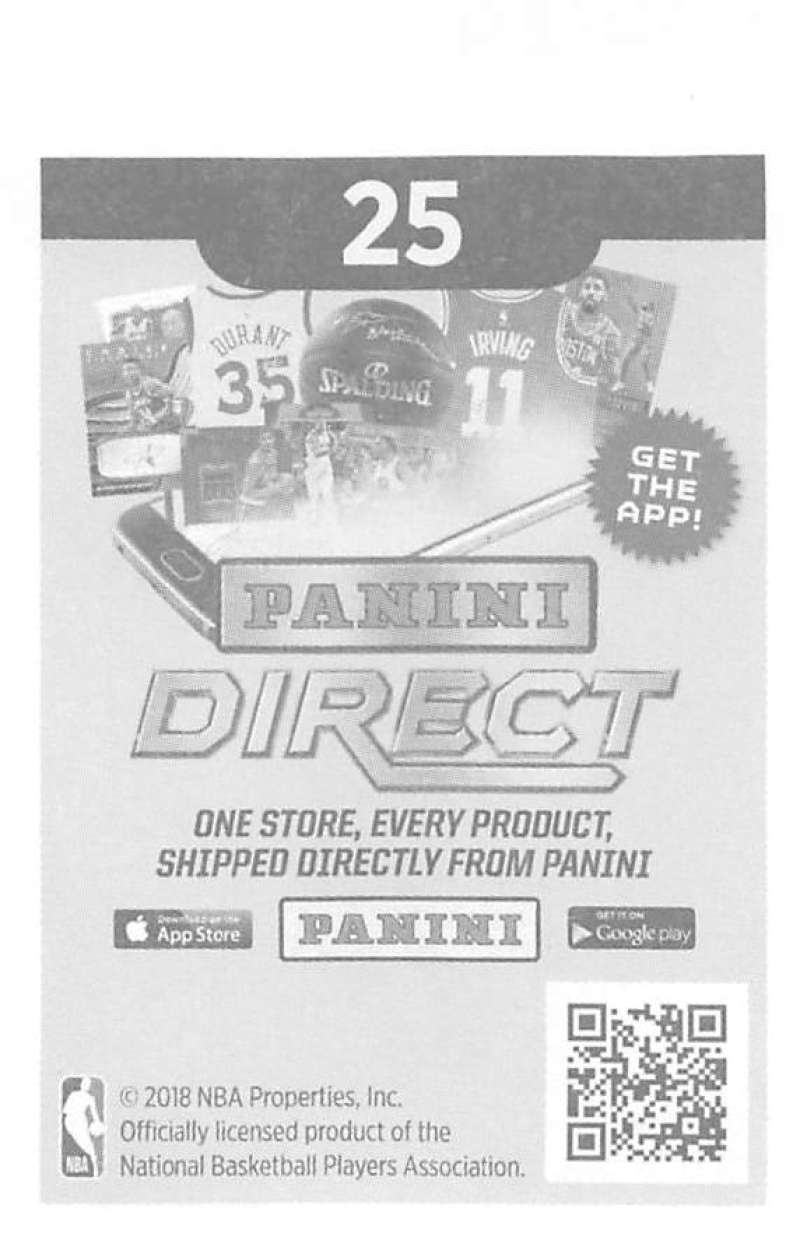 2018-19-Panini-NBA-Basketball-Sticker-Singles-1-250-Pick-Your-Sticker-Cards thumbnail 36