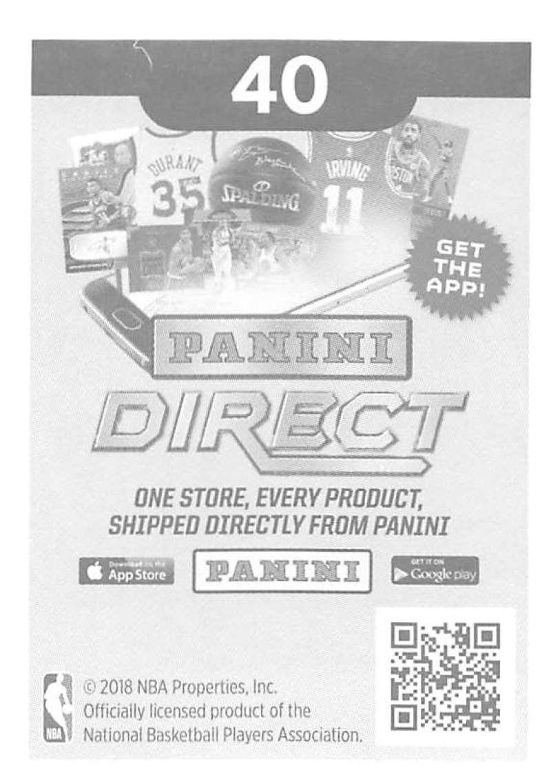 2018-19-Panini-NBA-Basketball-Sticker-Singles-1-250-Pick-Your-Sticker-Cards thumbnail 42