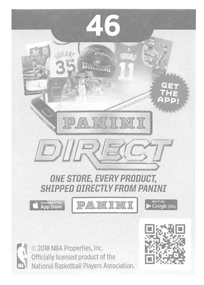2018-19-Panini-NBA-Basketball-Sticker-Singles-1-250-Pick-Your-Sticker-Cards thumbnail 54