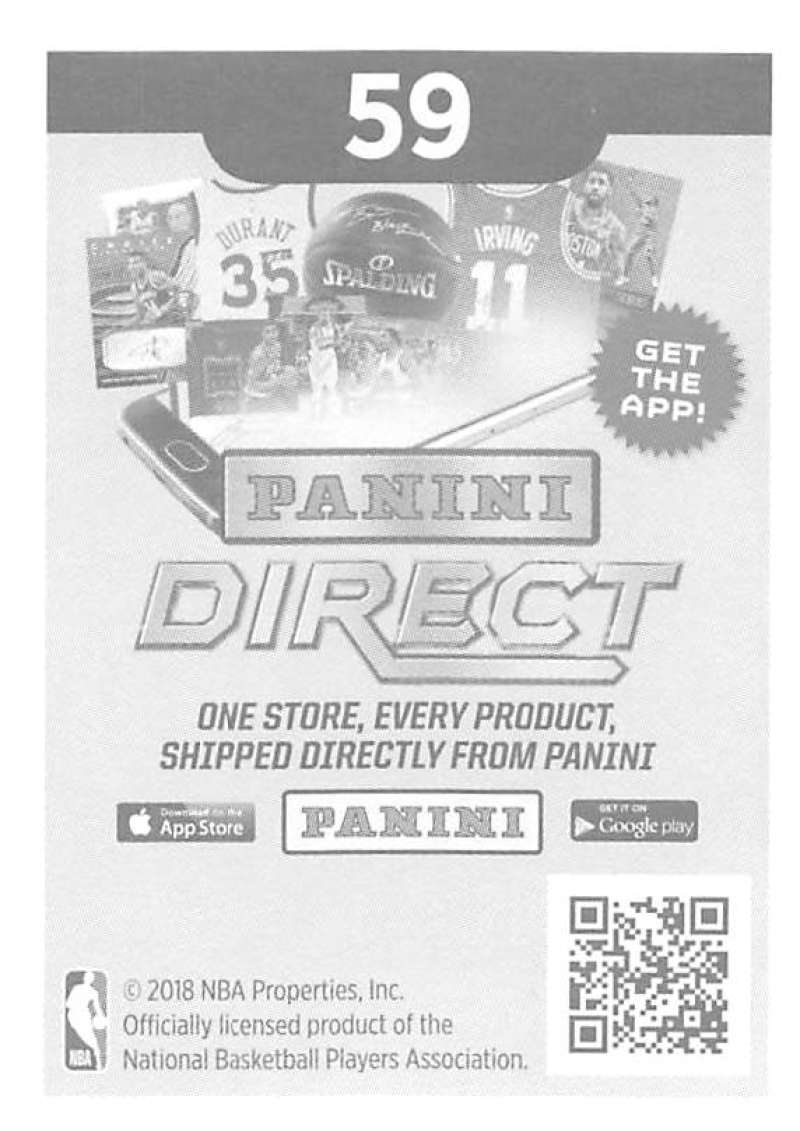 2018-19-Panini-NBA-Basketball-Sticker-Singles-1-250-Pick-Your-Sticker-Cards thumbnail 78