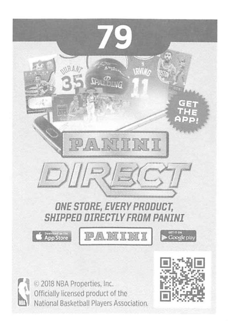 2018-19-Panini-NBA-Basketball-Sticker-Singles-1-250-Pick-Your-Sticker-Cards thumbnail 112