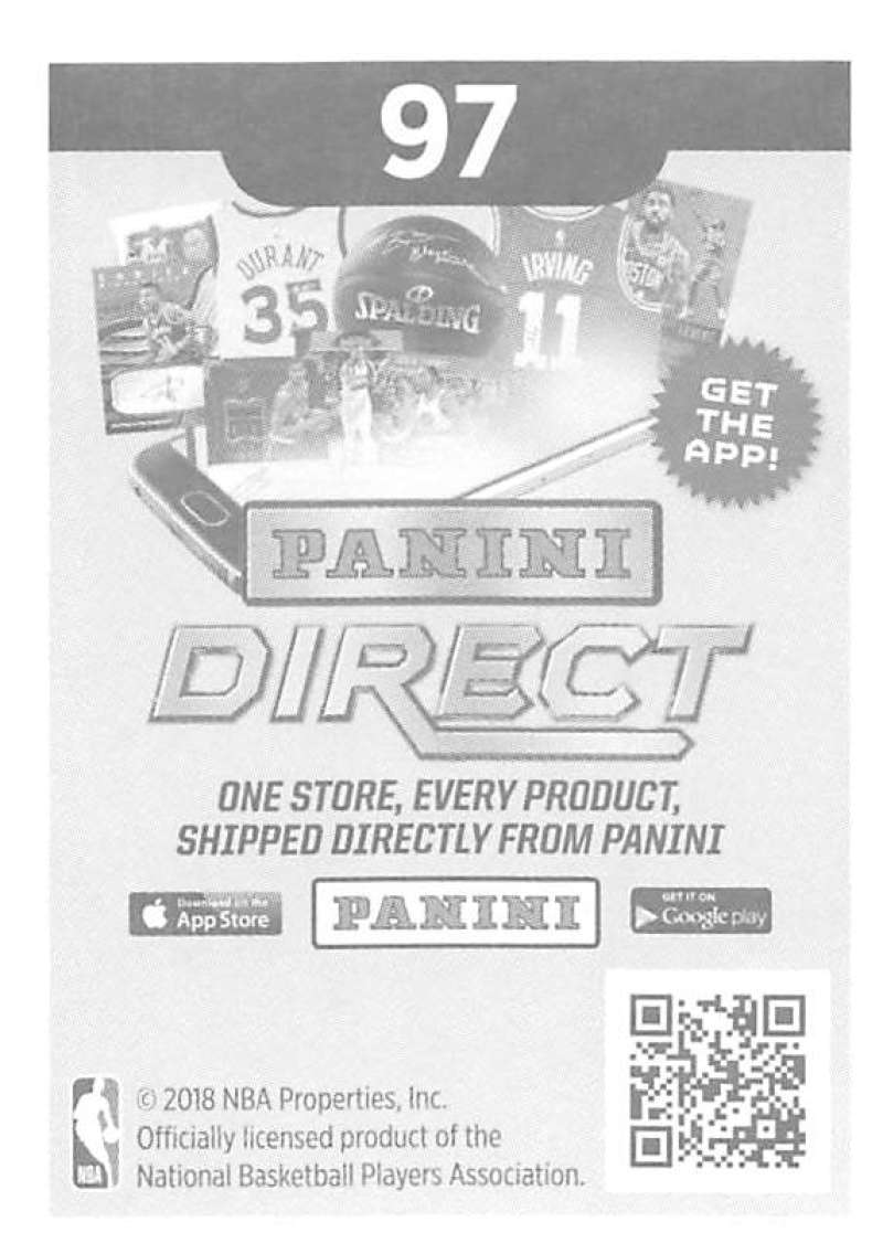 2018-19-Panini-NBA-Basketball-Sticker-Singles-1-250-Pick-Your-Sticker-Cards thumbnail 136