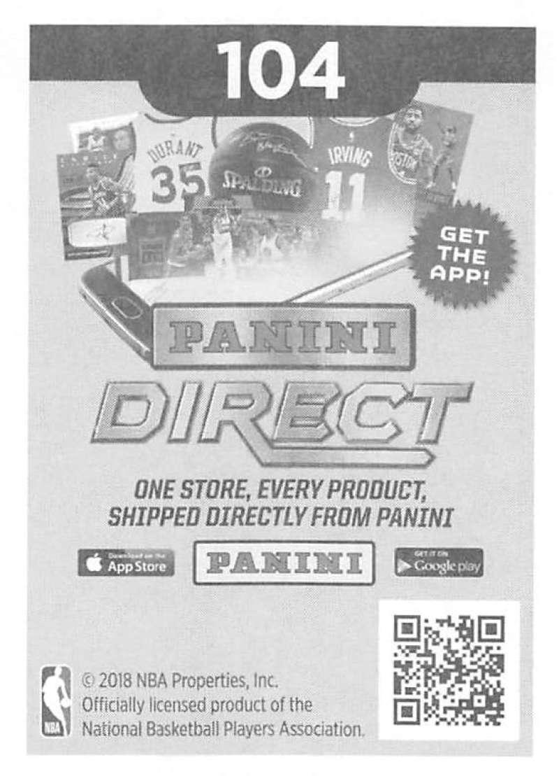 2018-19-Panini-NBA-Basketball-Sticker-Singles-1-250-Pick-Your-Sticker-Cards thumbnail 148