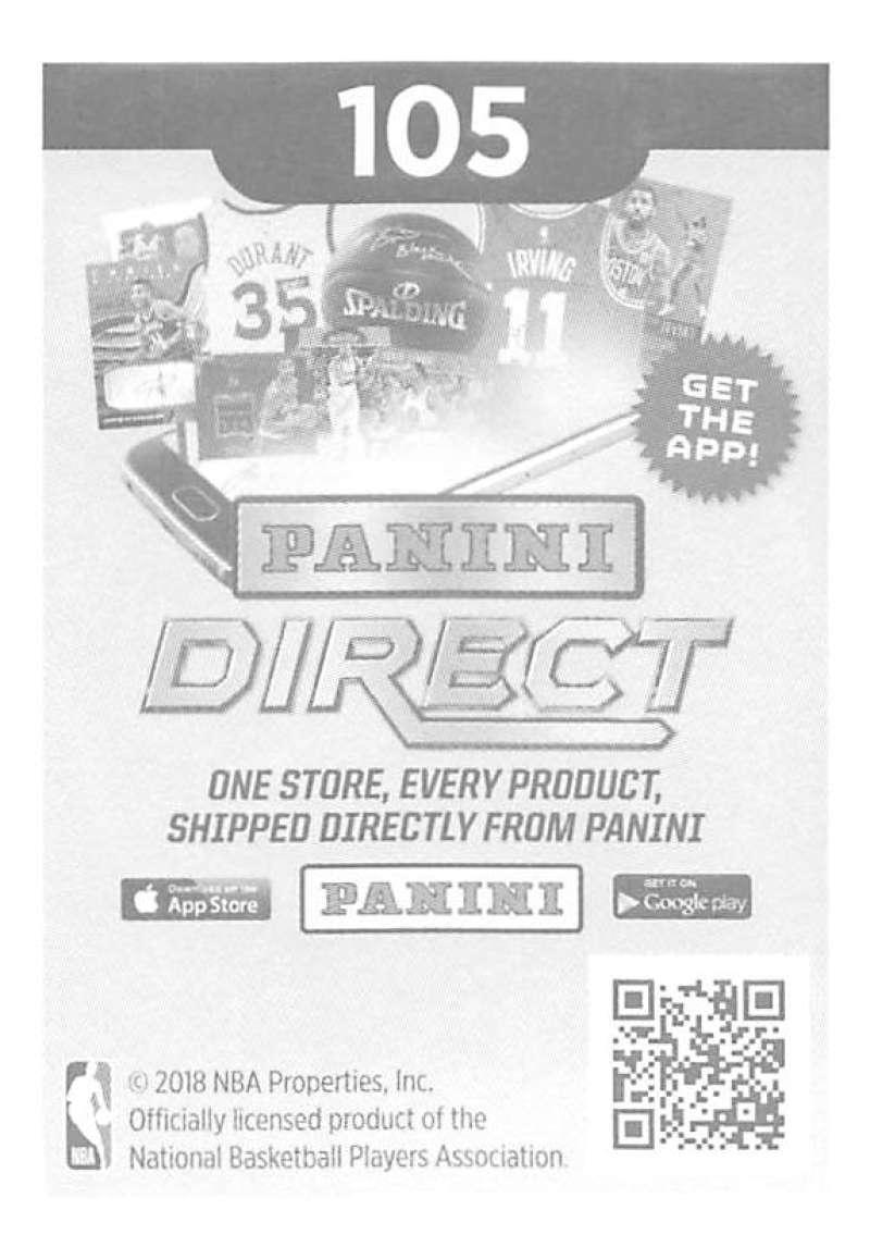 2018-19-Panini-NBA-Basketball-Sticker-Singles-1-250-Pick-Your-Sticker-Cards thumbnail 150