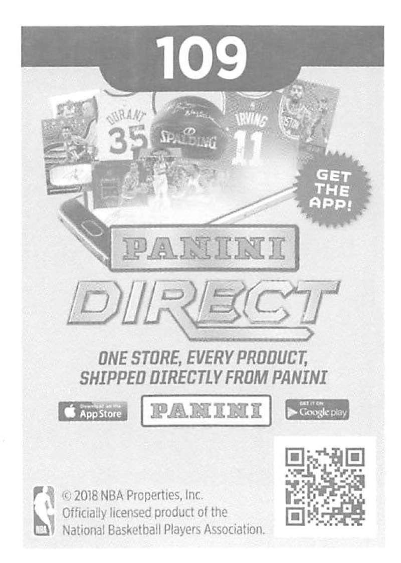 2018-19-Panini-NBA-Basketball-Sticker-Singles-1-250-Pick-Your-Sticker-Cards thumbnail 158