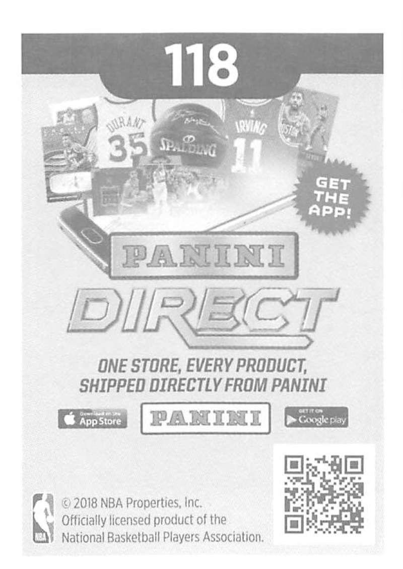 2018-19-Panini-NBA-Basketball-Sticker-Singles-1-250-Pick-Your-Sticker-Cards thumbnail 176