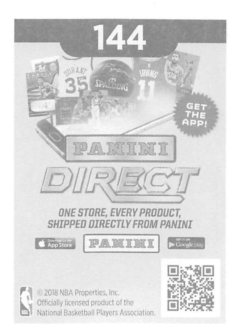 2018-19-Panini-NBA-Basketball-Sticker-Singles-1-250-Pick-Your-Sticker-Cards thumbnail 220