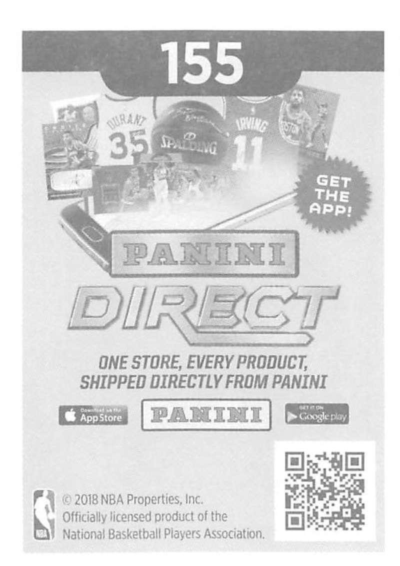 2018-19-Panini-NBA-Basketball-Sticker-Singles-1-250-Pick-Your-Sticker-Cards thumbnail 238