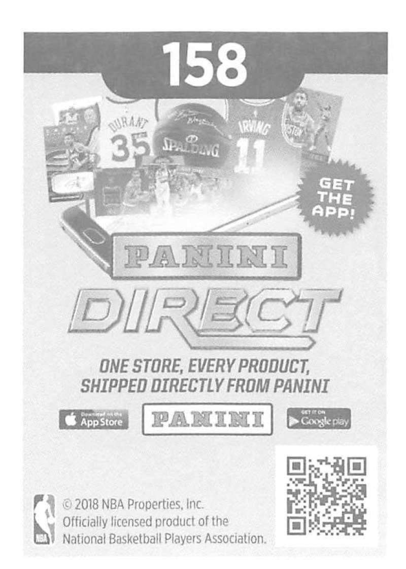 2018-19-Panini-NBA-Basketball-Sticker-Singles-1-250-Pick-Your-Sticker-Cards thumbnail 244