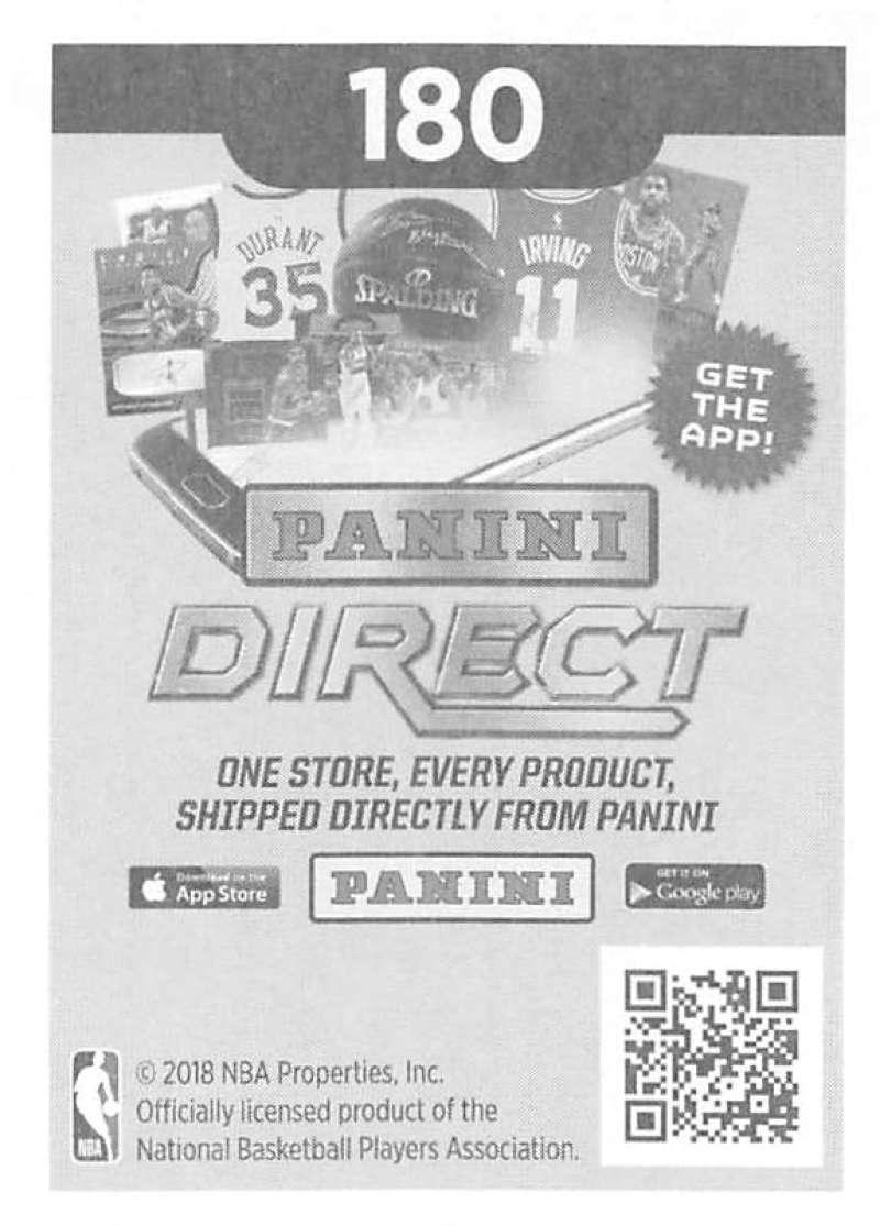 2018-19-Panini-NBA-Basketball-Sticker-Singles-1-250-Pick-Your-Sticker-Cards thumbnail 278