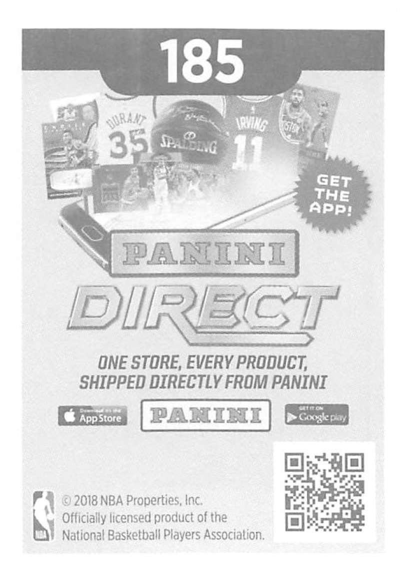 2018-19-Panini-NBA-Basketball-Sticker-Singles-1-250-Pick-Your-Sticker-Cards thumbnail 286