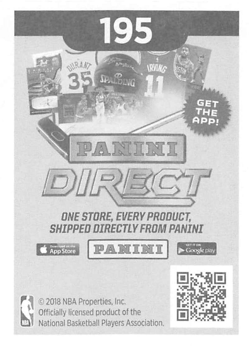 2018-19-Panini-NBA-Basketball-Sticker-Singles-1-250-Pick-Your-Sticker-Cards thumbnail 304