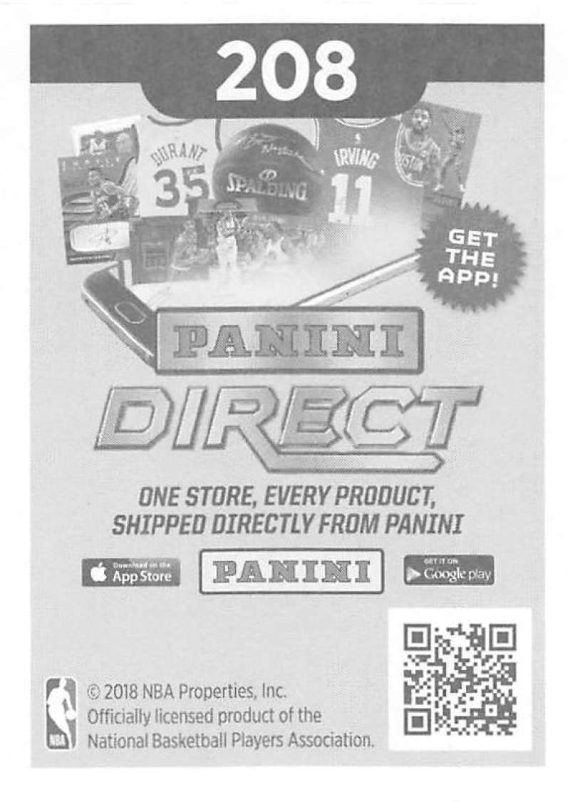 2018-19-Panini-NBA-Basketball-Sticker-Singles-1-250-Pick-Your-Sticker-Cards thumbnail 328