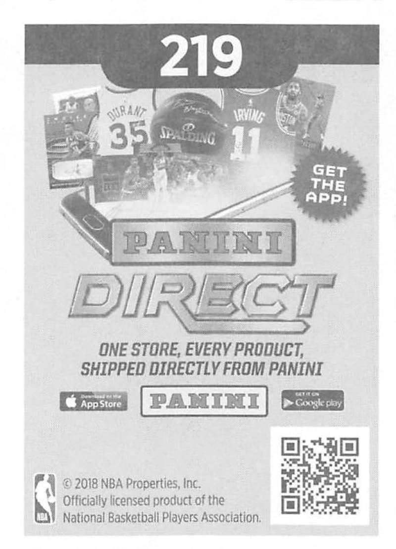2018-19-Panini-NBA-Basketball-Sticker-Singles-1-250-Pick-Your-Sticker-Cards thumbnail 348