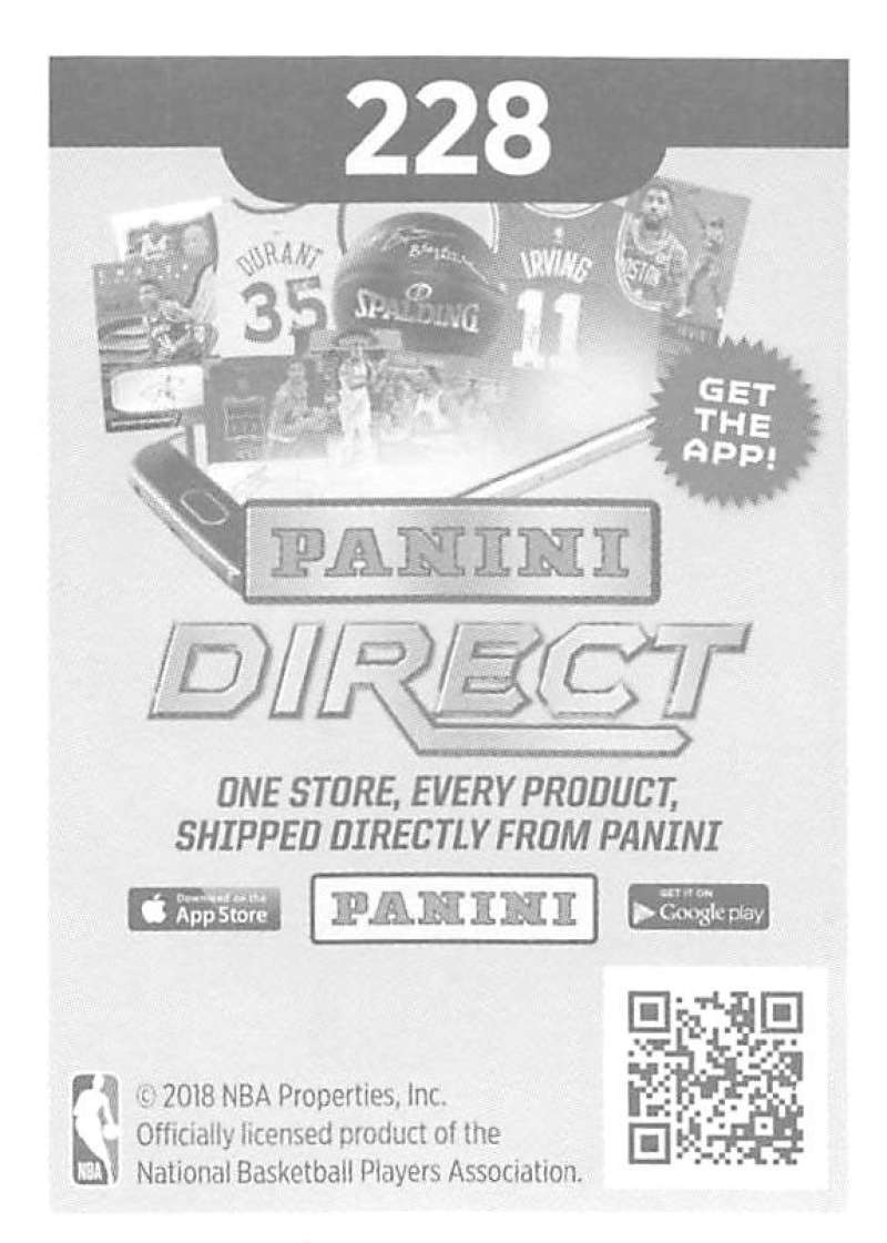2018-19-Panini-NBA-Basketball-Sticker-Singles-1-250-Pick-Your-Sticker-Cards thumbnail 362