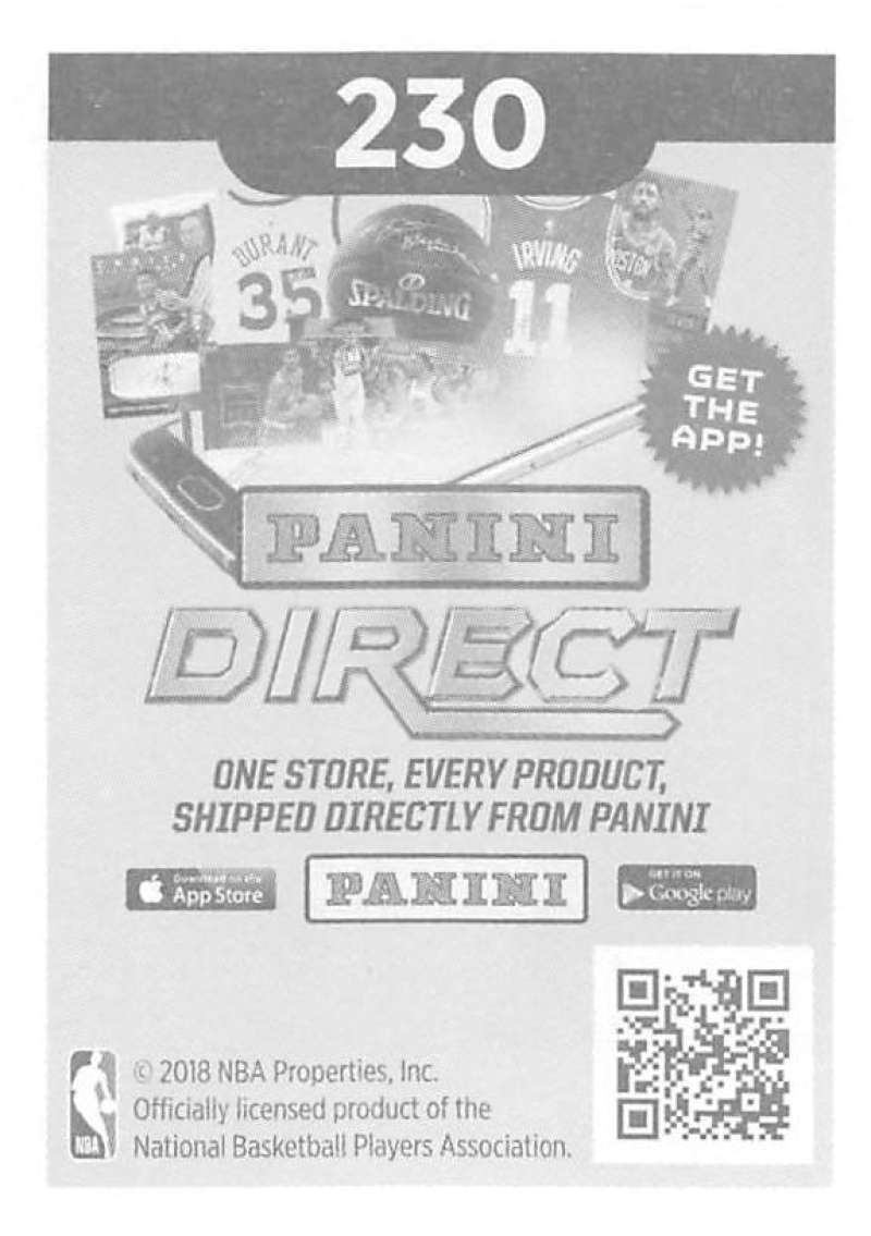 2018-19-Panini-NBA-Basketball-Sticker-Singles-1-250-Pick-Your-Sticker-Cards thumbnail 366