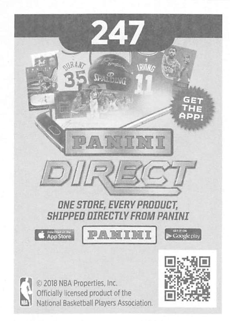 2018-19-Panini-NBA-Basketball-Sticker-Singles-1-250-Pick-Your-Sticker-Cards thumbnail 388