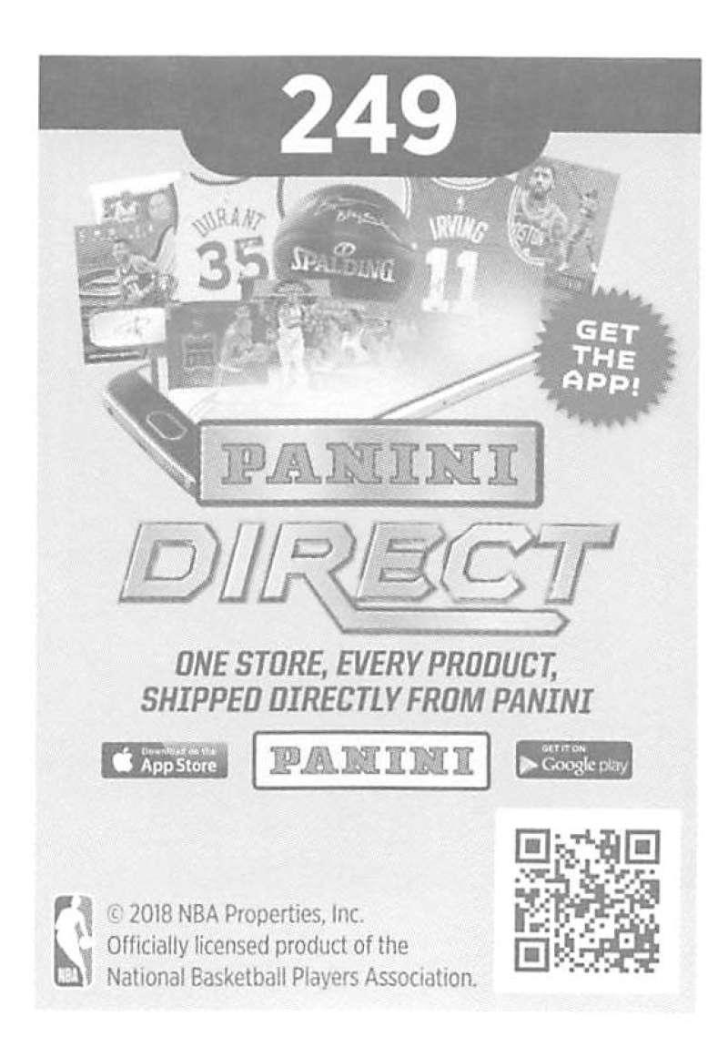 2018-19-Panini-NBA-Basketball-Sticker-Singles-1-250-Pick-Your-Sticker-Cards thumbnail 392