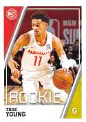 2018-19 Panini NBA Stickers #19 Trae Young RC NM-MT Atlanta Hawks