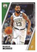 2018-19 Panini NBA Stickers Collection #33 Marcus Morris Boston Celtics Official Basketball Sticker (2 in x 2.75 in)