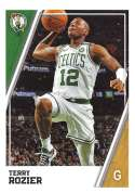2018-19 Panini NBA Stickers Collection #34 Terry Rozier Boston Celtics Official Basketball Sticker (2 in x 2.75 in)