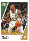 2018-19 Panini NBA Stickers Collection #35 Marcus Smart Boston Celtics Official Basketball Sticker (2 in x 2.75 in)