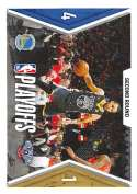 2018-19 Panini NBA Stickers Collection #437 Stephen Curry Golden State Warriors Official Basketball Sticker (2 in x 2.75 in)