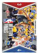 2018-19 Panini NBA Stickers Collection #438 Kevin Durant Golden State Warriors Official Basketball Sticker (2 in x 2.75 in)