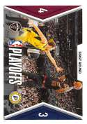 2018-19 Panini NBA Stickers Collection #443 LeBron James Cleveland Cavaliers Official Basketball Sticker (2 in x 2.75 in)