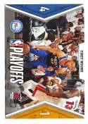 2018-19 Panini NBA Stickers Collection #444 Ben Simmons Philadelphia 76ers Official Basketball Sticker (2 in x 2.75 in)