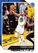 2018-19 Panini Hoops #15 Stephen Curry NM-MT Golden State Warriors