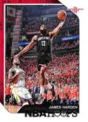 2018-19 Panini Hoops #81 James Harden NM-MT Houston Rockets