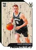 2018-19 Panini Hoops #246 Donte DiVincenzo NM-MT Milwaukee Bucks