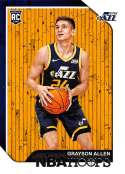 2018-19 Panini Hoops #247 Grayson Allen NM-MT Utah Jazz